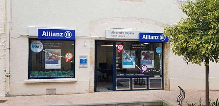 Notre agence d'assurances Allianz Papalia à Fleurance