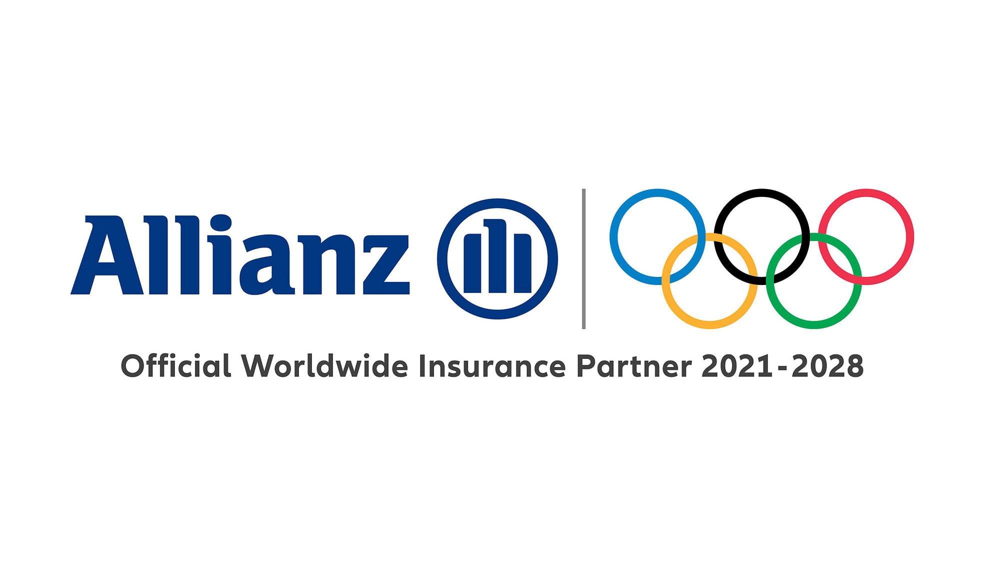 Allianz Assurances est partenaire mondial des Jeux Olympiques et Paralympiques de 2021 à 2028.